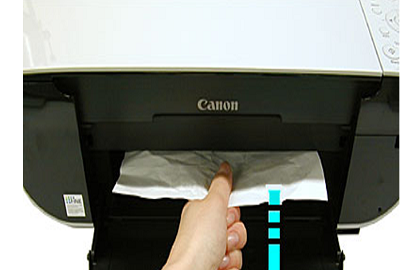 Steps to Fix Canon printer paper jam issue